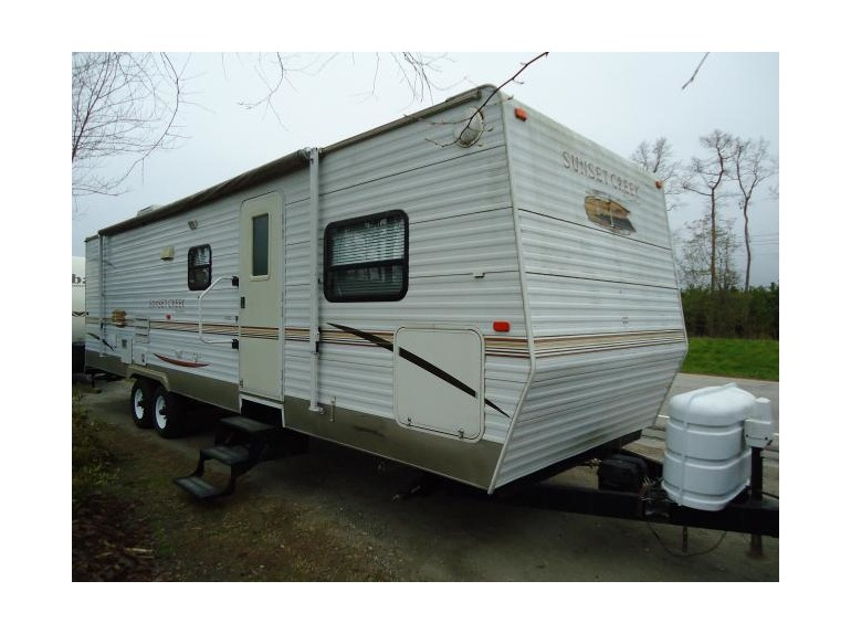 Sunnybrook Sunset Creek 312bhds rvs for sale