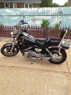 Honda : Shadow 1986 honda shadow vt 1100