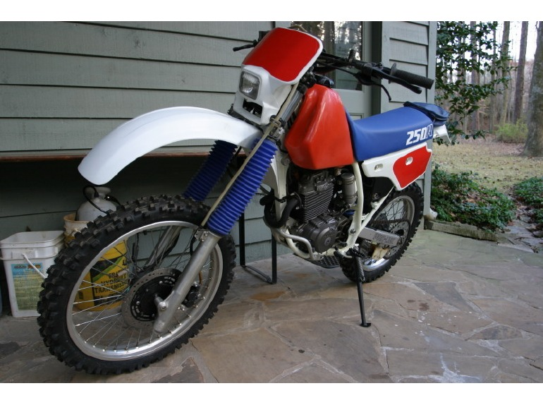 1986 xr 250 motorcycles for sale. Black Bedroom Furniture Sets. Home Design Ideas