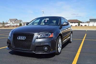 Audi : A3 S-Line Quattro 2009 audi a 3 2009 2.0 quattro awd s line pano roof nav 53 k
