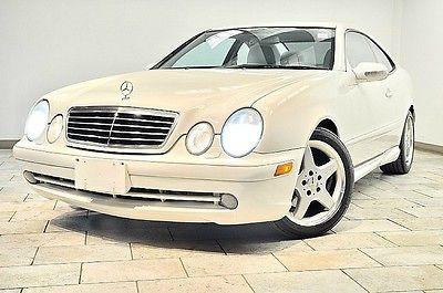 Mercedes-Benz : CLK-Class CLK430 CLK 430 2002 mercedes benz clk 430 sport very clean must see it