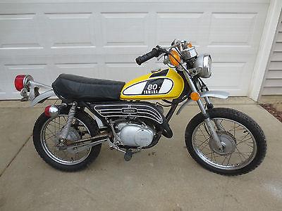 Yamaha : Other 1974 yamaha gt 80