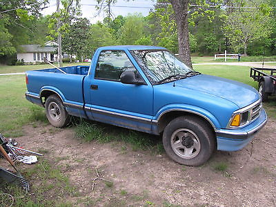 1994 Chevy S10 Pickup Cars For Sale