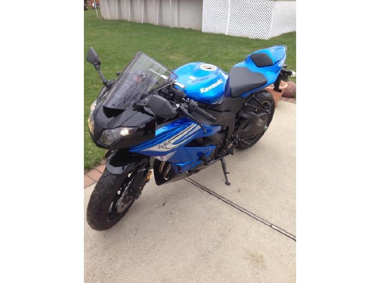 2011 Kawasaki Zrx