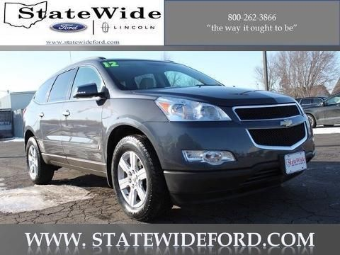 2012 CHEVROLET TRAVERSE 4 DOOR SUV