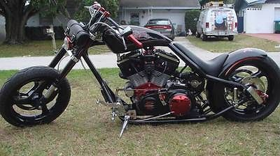 Custom Built Motorcycles : Chopper 1998 buell custombike with 1200 lightning engine trades also considered