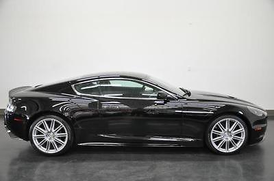 Aston Martin : DBS Black 2009 aston martin dbs storm black