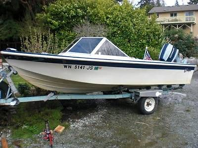 1969 AVALON GLASSPAR POWER RUNABOUT SKI FISH SPEED BOAT EVINRUDE 70HP CLASSIC