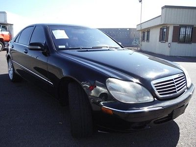 Mercedes-Benz : S-Class S430 2001 mercedes benz s 430 for sale 4000