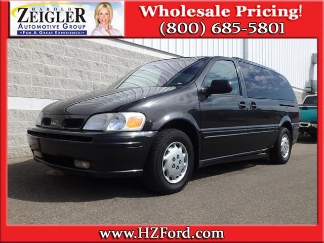 1998 Oldsmobile Silhouette Extended Mini Van