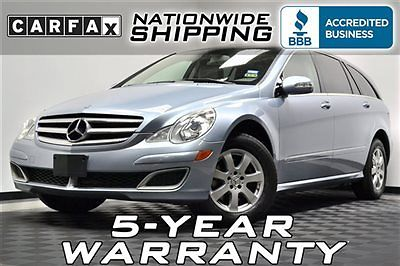 Mercedes-Benz : R-Class R350 4MATIC Low Mileage Loaded Panoramic 5 Year Warranty Nationwide Shipping AWD Must See