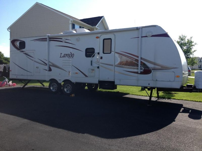 2010 Loredo Travel Trailer