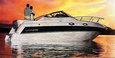 FOUR WINNS 238 Vista 1997 5.7 GL VOLVO PENTA V8 engine