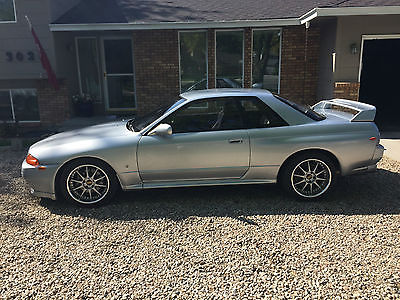 Nissan : GT-R GTR Nissan Skyline GTR GT-R R32 AWD RB26DETT Federally legal in USA RHD modified