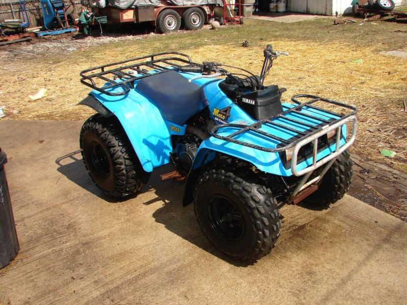 Yamaha 4 wheeler motorcycles for sale for Four wheelers yamaha for sale