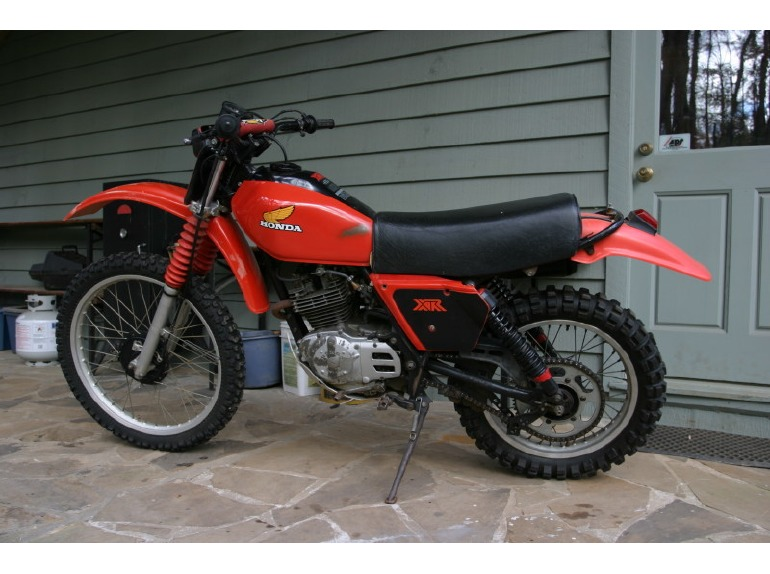 1980 honda xr 250 motorcycles for sale. Black Bedroom Furniture Sets. Home Design Ideas