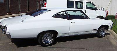 Chevrolet : Impala SS 1967 chevy impala ss 396 4 speed 12 bolt posi, 2