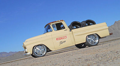 Chevrolet : Other Pickup 1959 chevy apache pirelli tires vintage delivery shop truck ls 3 powered