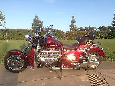 Boss Hoss 502 Big Block motorcycles for sale