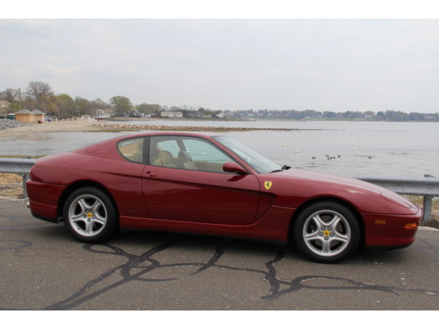 Ferrari : 456 456M 1999 ferrari 456 m 6 speed 13 000 miles well maintained excellent