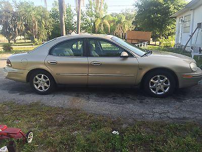 Mercury : Sable LS Sedan 4-Door Clean One Owner 2001 Mercury Sable