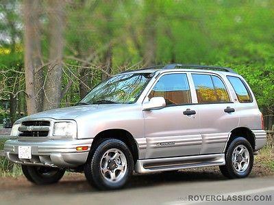 2001 Chevrolet Tracker Cars For Sale