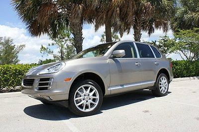 porsche cayenne 2008 florida cars for sale. Black Bedroom Furniture Sets. Home Design Ideas