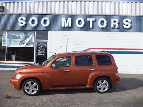 Chevrolet Hhr Rvs For Sale