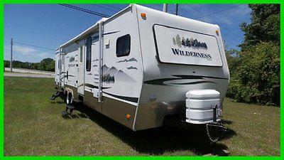 2008 Fleetwood Wilderness 330FKDS ~34ft/ Travel Trailer/RV~ 2 Slides~King Bed~