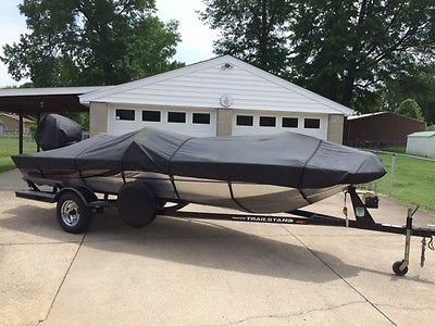 1999 Bass Tracker Special Edition Pro 175 Boat Reduced