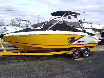 ~~~2011 Cobalt WSS 232 w/Tower and custom trailer~~~BEAUTIFUL BOAT!!!~~~