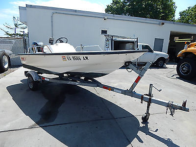 2001 BOSTON WHALER 13 SPORT JUST SERVICED IN VIRGINIA