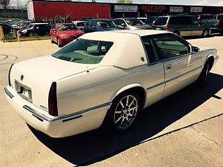 Cadillac : Eldorado LIMITED  2001 cadilac eldorado limited