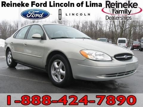2003 FORD TAURUS 4 DOOR SEDAN