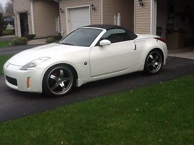 Nissan : 350Z Grand Touring Convertible 2-Door 2005 nissan 350 z convertible 2 door 3.5 l