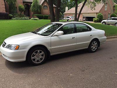 Acura : TL Base Sedan 4-Door 2001 acura tl 4 door 3.2 l