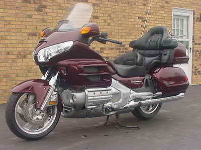 2008 Honda Goldwing Gl1800 Motorcycles For Sale