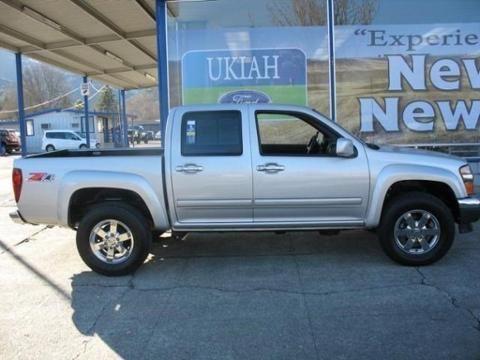 Chevrolet Colorado Colorado Rvs For Sale
