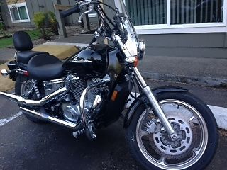 Honda : Shadow 2005 honda shadow spirit 1100 cc