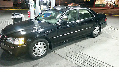 Acura : RL Premium Sedan 4-Door 2004 acura rl 4 door 3.5 l