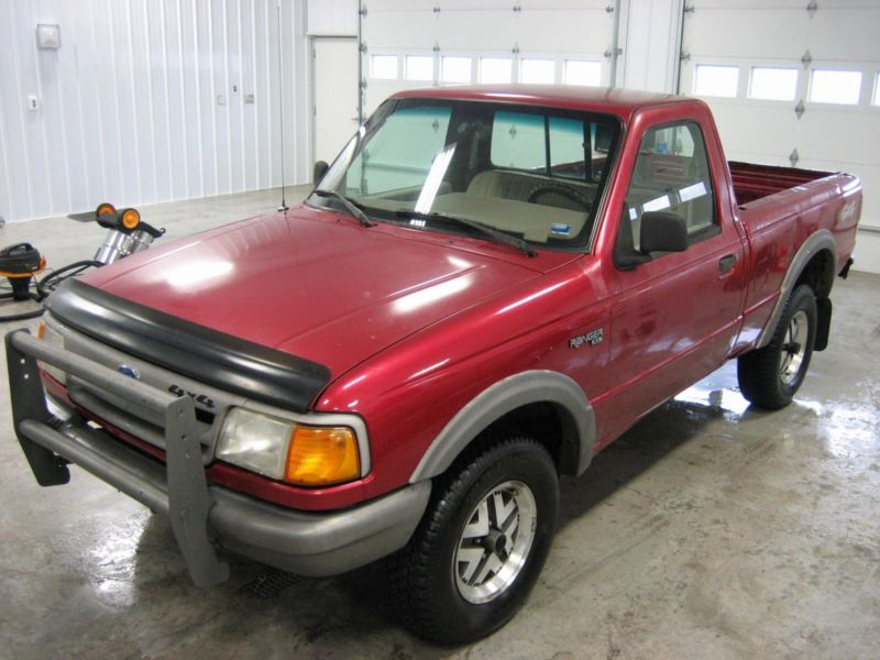 1993 ford ranger 4x4 cars for sale. Black Bedroom Furniture Sets. Home Design Ideas