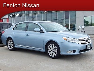 Toyota : Avalon Leather MoonRoof 46312 miles xm backup camera cleancarfax nonsmoker noaccidents we finance
