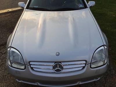 Mercedes-Benz : SLK-Class SLK320 Mercedes Benz SLK320 6SPEED AMG