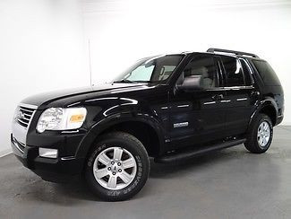 Ford : Explorer XLT 4x4 3rd Row Clean Carfax We Finance 2007 ford explorer xlt 4 x 4 3 rd row clean carfax we finance 88 k low miles