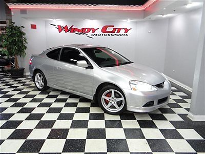 Acura : RSX 2dr Coupe Type-S 6-Speed Manual Leather 2006 acura rsx type s 1 owner 6 spd adult owned leather 100 stock super clean