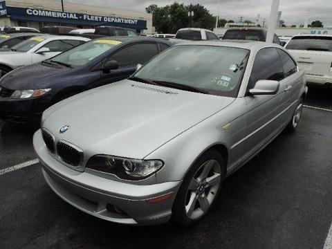 2004 BMW 3 SERIES 2 DOOR COUPE