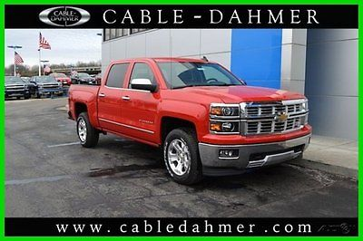 Chevrolet : Silverado 1500 LTZ+NAV+Backup Camera+Heated Seats 2015 ltz nav backup camera heated seats new 5.3 l v 8 16 v automatic 4 wd onstar