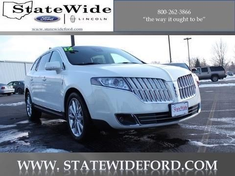 2012 LINCOLN MKT 4 DOOR SUV