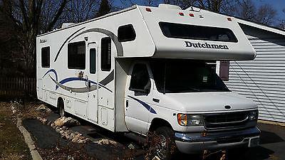 2002 Ford Dutchmen 31' Class C RV w/Triton V10 eng Local Pickup Warrenville,IL