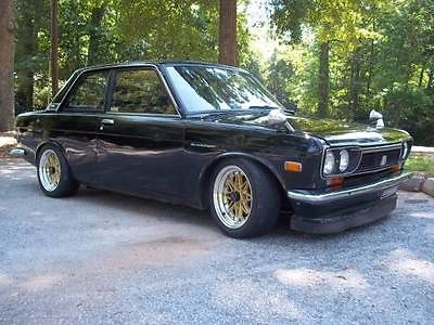 Nissan : Other SSS 1970 datsun 510 vg 30 highly modified rare jdm parts